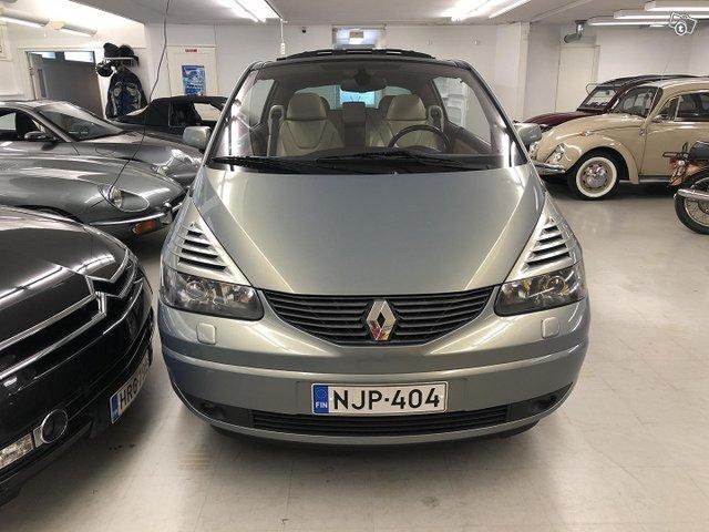 Renault Avantime 7