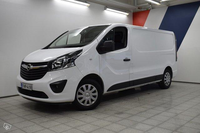 OPEL Vivaro Van 1