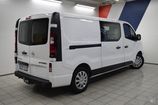 OPEL Vivaro Van 2