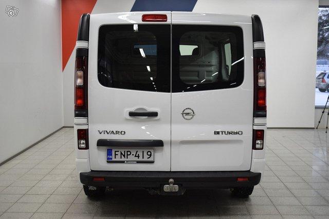 OPEL Vivaro Van 4