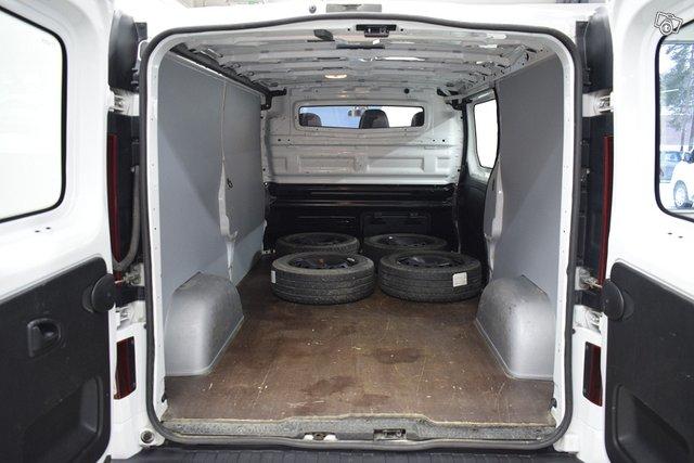 OPEL Vivaro Van 12