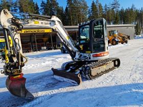 Bobcat 435, Maanrakennuskoneet, Työkoneet ja kalusto, Mikkeli, Tori.fi