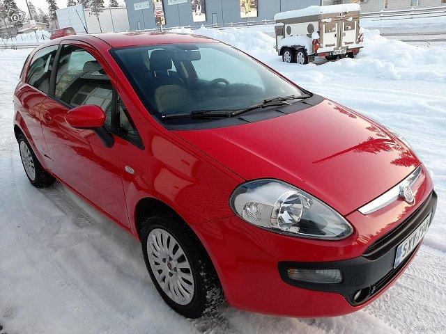 Fiat Punto Evo 6