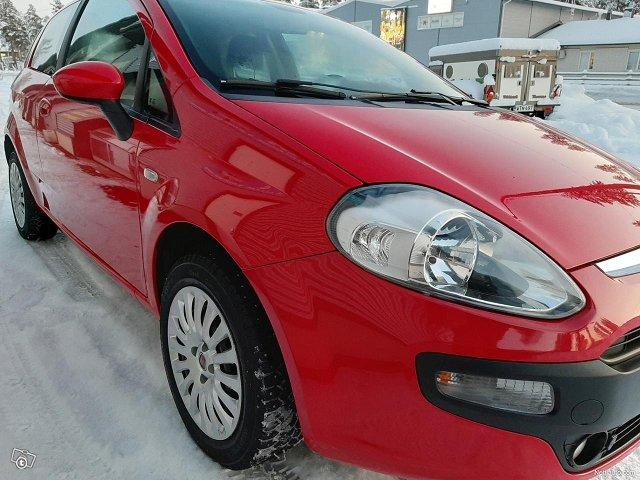 Fiat Punto Evo 10