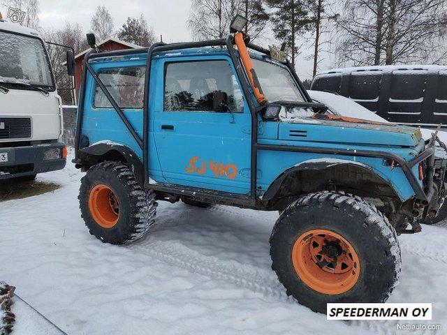 Suzuki SJ410 2