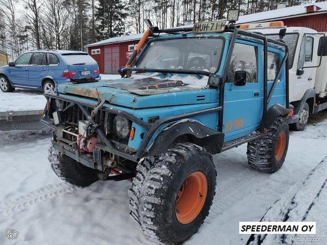 Suzuki SJ410 4