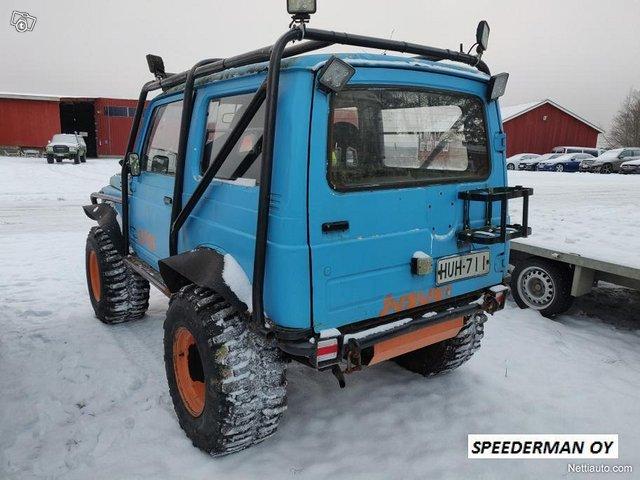 Suzuki SJ410 5