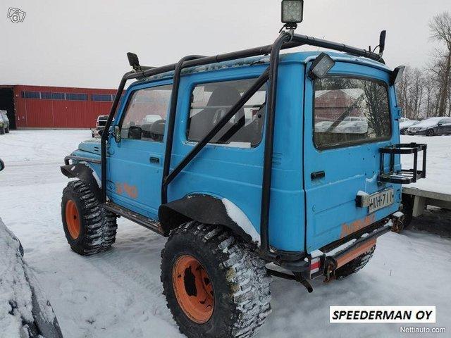 Suzuki SJ410 6