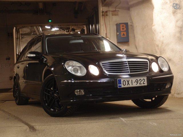 Mercedes-Benz E 18