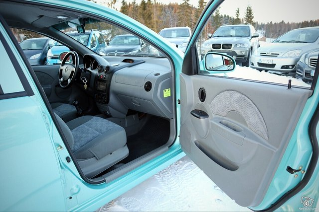 Chevrolet Kalos 10