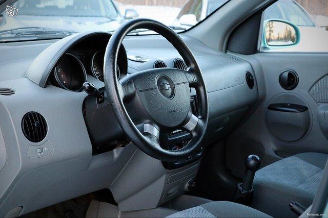 Chevrolet Kalos 21