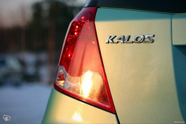 Chevrolet Kalos 24