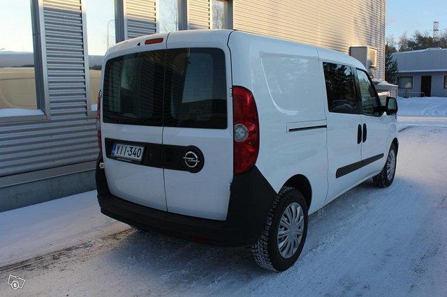 Opel Combo Van 3