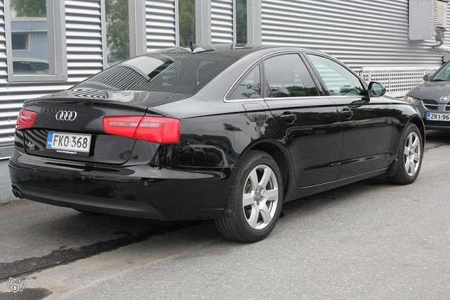 Audi Audi A6 3