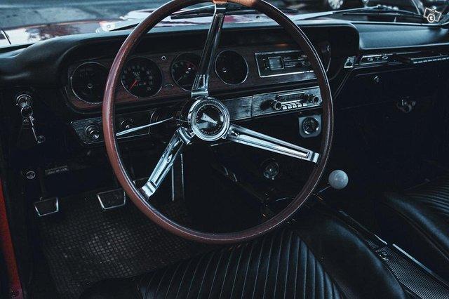 Pontiac GTO 7
