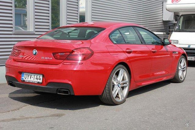 BMW 640d XDRIVE 3