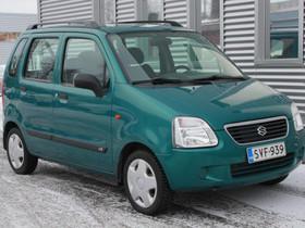 Suzuki Wagon R, Autot, Oulu, Tori.fi