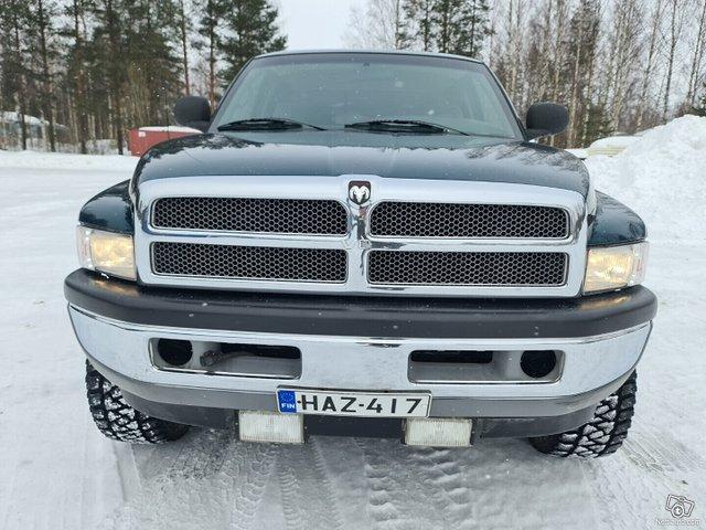 Dodge Ram 1500 7