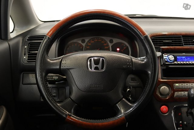 Honda Stream 16