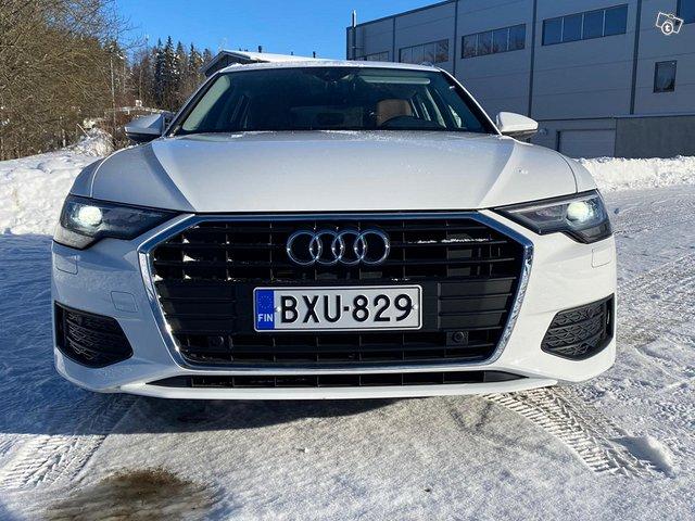 Audi A6 Avant 7