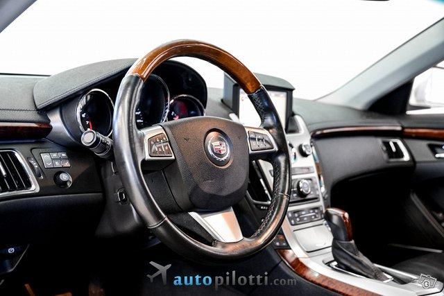 Cadillac CTS 14