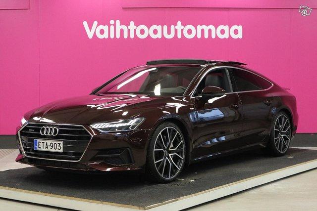 Audi A7 3