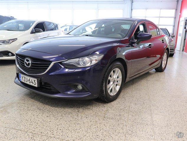 Mazda Mazda6 2