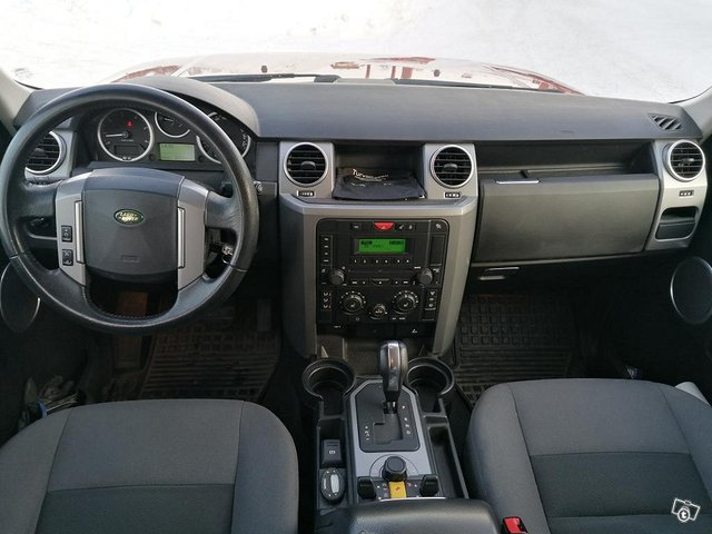 Land Rover Discovery 3 7
