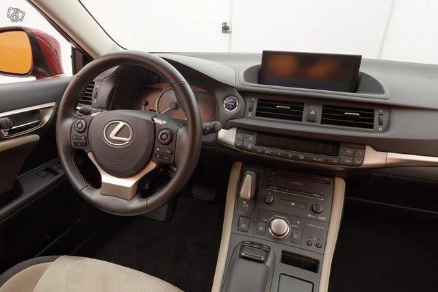 Lexus CT 15