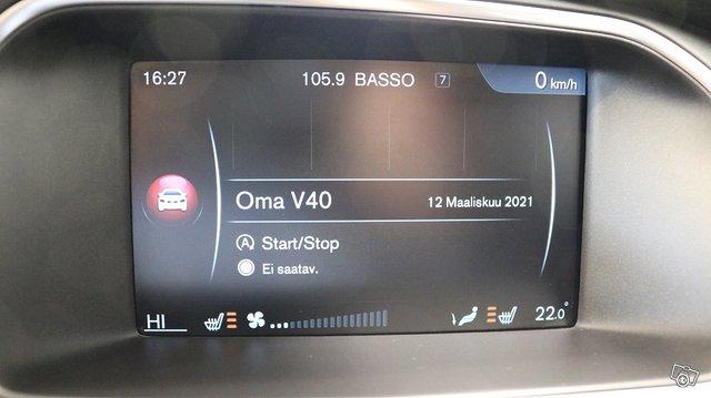 Volvo V40 Cross Country 11