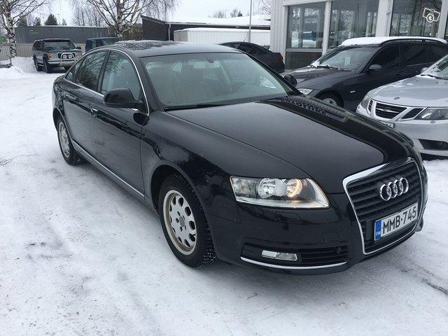 Audi AUDI A6 2.0TDI