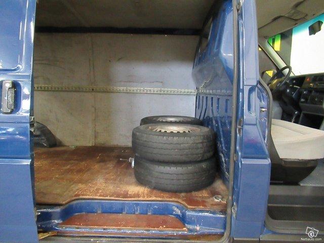 Volkswagen Transporter 14