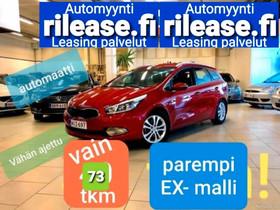 Kia Cee'd, Autot, Vantaa, Tori.fi