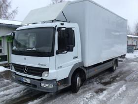 Mercedes-Benz ATEGO, Kuljetuskalusto, Työkoneet ja kalusto, Kouvola, Tori.fi