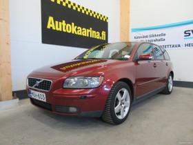 Volvo V50, Autot, Kaarina, Tori.fi