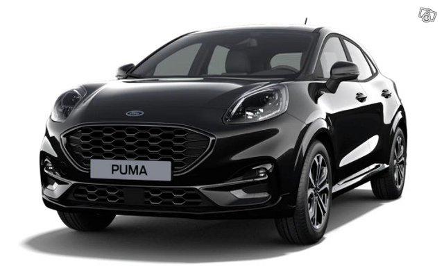 Ford Puma 1