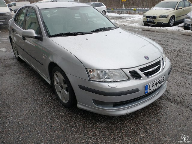 Saab 9-3 5