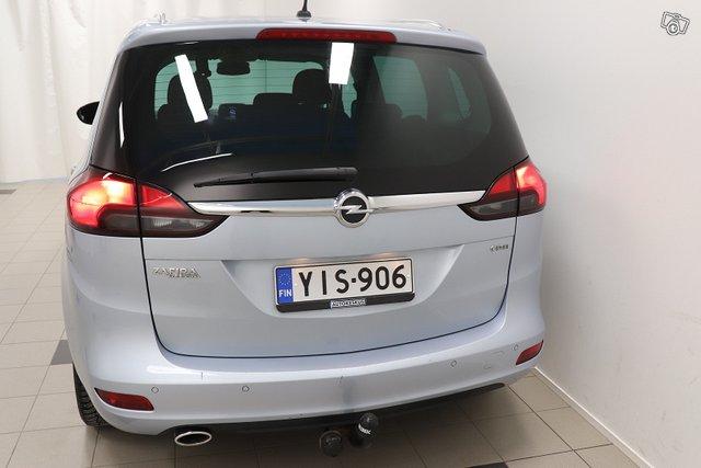 Opel Zafira Tourer 3