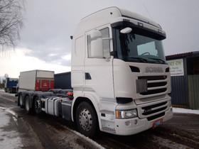 Scania R490 8x2 adr alusta, Muut koneet ja tarvikkeet, Työkoneet ja kalusto, Forssa, Tori.fi