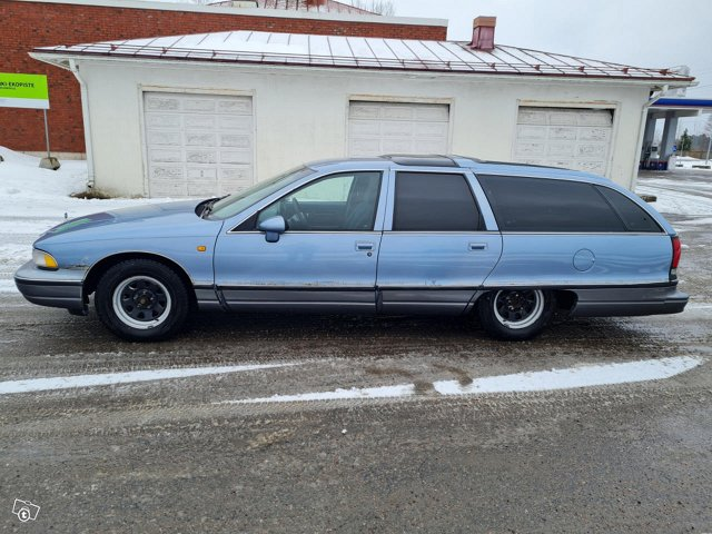 Oldsmobile Custom Cruiser, kuva 1