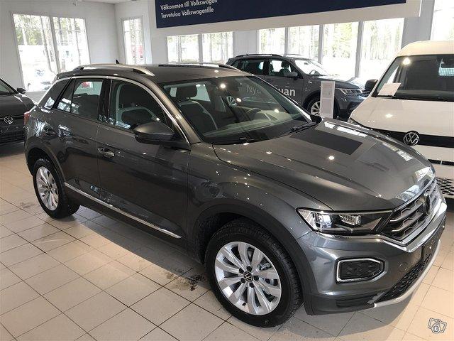 Volkswagen T-Roc 1