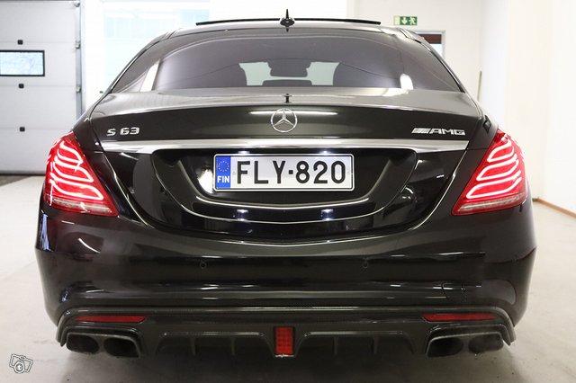 Mercedes-Benz S 63 AMG 5