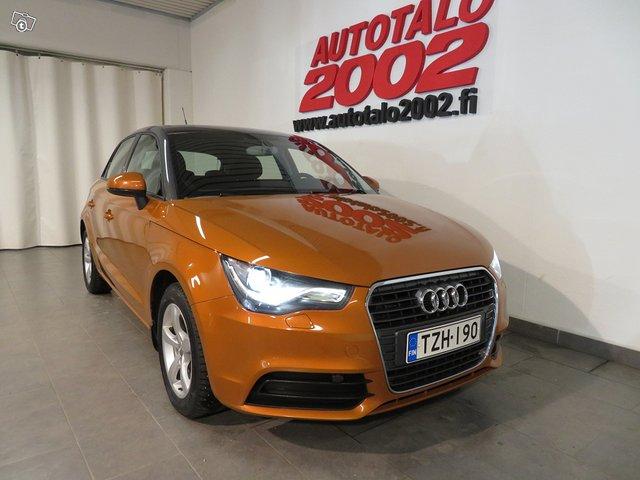Audi A1 1