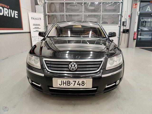 Volkswagen Phaeton 8