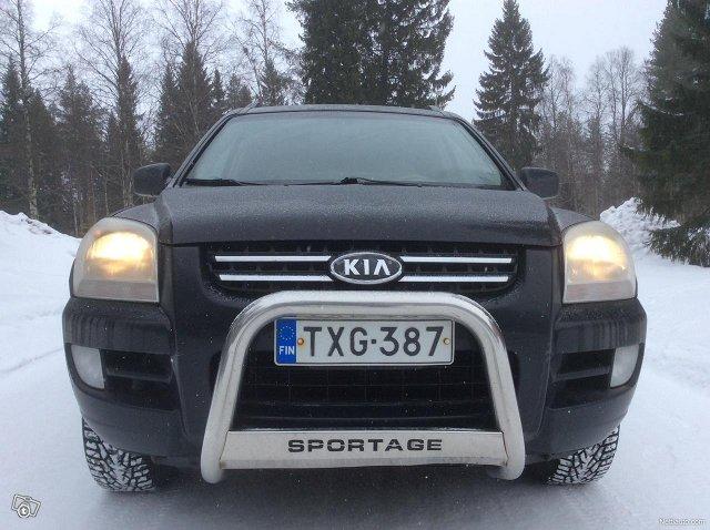 KIA Sportage 3