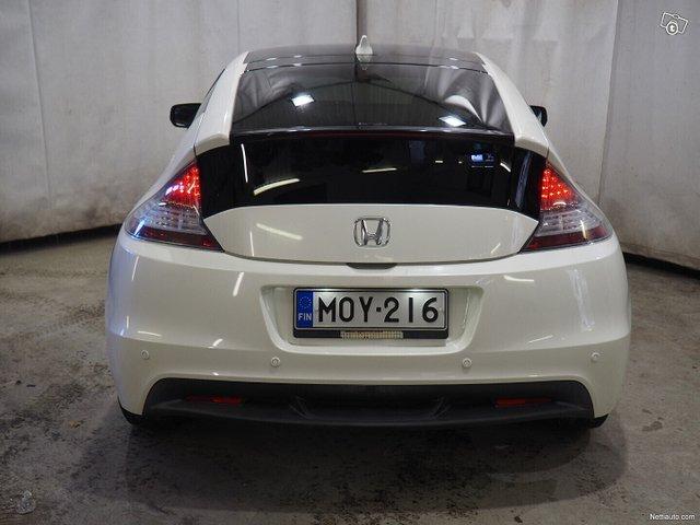 Honda CR-Z 5
