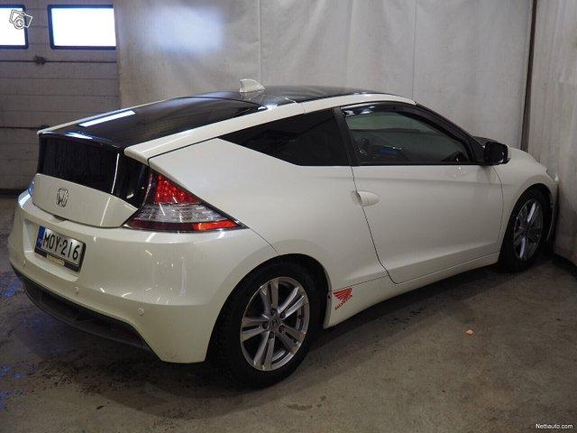 Honda CR-Z 6