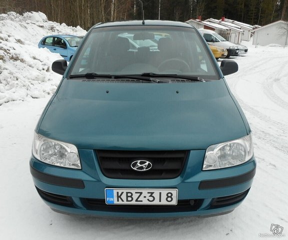 Hyundai Matrix 3