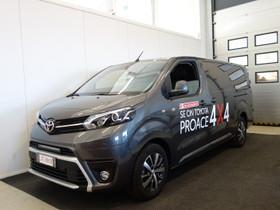 Toyota PROACE, Autot, Huittinen, Tori.fi