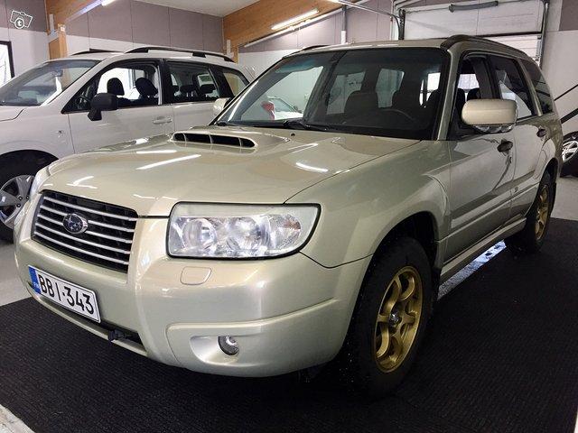 Subaru Forester 3